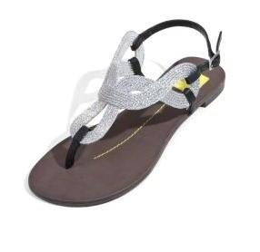 DV Dosorno Sandal Silver- May Delivery