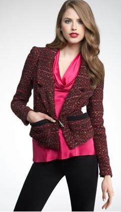 Nanette Lepore Contessa Jacket