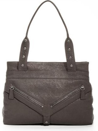 Trigger Medium Satchel- Ash 1