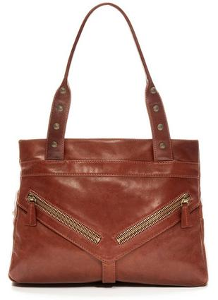 Trigger Medium Satchel- Cayenne 1